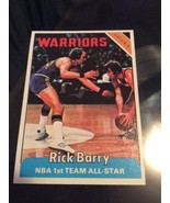 1975-76 Topps Set Break #100 Rick Barry As1 NR-MINT Gradable Ready - $24.95