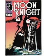 Moon Knight Comic Book #34 Marvel Comics 1983 NEW UNREAD FINE+ - $7.84