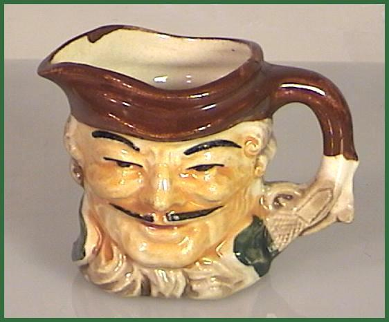 Toby Creamer with Pistol Handle - Japan