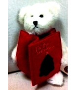 "Boyds Bear ""Bell"" #99034V - 6"" Bear Gift Card Holder- QVC Exclusive- 2005 - $19.99"