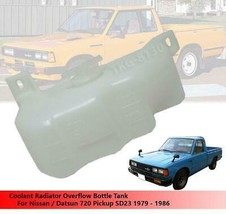 Coolant Bottle Overflow For Mitsubishi Mighty Max L200 Triton Pickup 1986-1996