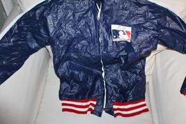 Vintage 1983 Nolan Ryan Rain / Batting Jacket Adult SMALL MLB Coat Baseball  - $17.82