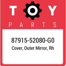8781006041 Genuine Toyota MIRROR ASSY INNER REAR VIEW 87810-06041