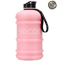 ArtLife Sport 1.0-2.2L Water Bottle with BPA (Dishwasher-Safe Begonia Pink) - $26.71