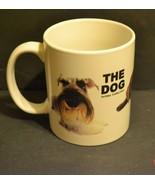 The Dog Artlist Collection Coffee Mug Ceramic Sherwood 2007 - $12.09