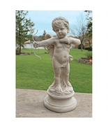 Cupid Message of Love Statue - $104.00