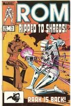 ROM #71 (Shame) [Comic] by Mike Carlin - $7.99