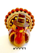 Hallmark Merry Miniature 1990 Thanksgiving Than... - $13.00
