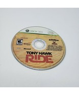 Tony Hawk Ride (Microsoft Xbox 360) Disc Only Tested - $6.44