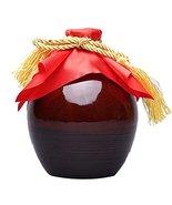 Panda Legends 16-oz Ceramic Empty Wine Bottle Classic Brown Wine Jar Chi... - $33.69