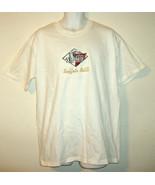 Gildan Hombre TALLA G Camiseta Buffalo Bill's Casino Dados As Jack Tarje... - $10.75