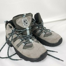 Rugged Exposure women boots size 8.5 Pacific hiker gray blue  - $36.58