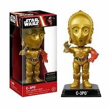 "[Wacky wobbler ""awakening of Star Wars / Force"" C-3PO - $26.38"