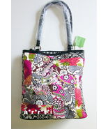 Vera Bradley Patchwork Medley Tote Fall 2010 Limited Edition NWT - $42.00