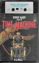The Time Machine Cassette Books on Tape Read by Robert Hardy 1979 NEW SE... - $14.45