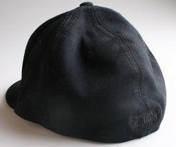 UGP Under Ground Products Black or White Ninja Shuriken FlexFit Baseball Hat NWT image 7