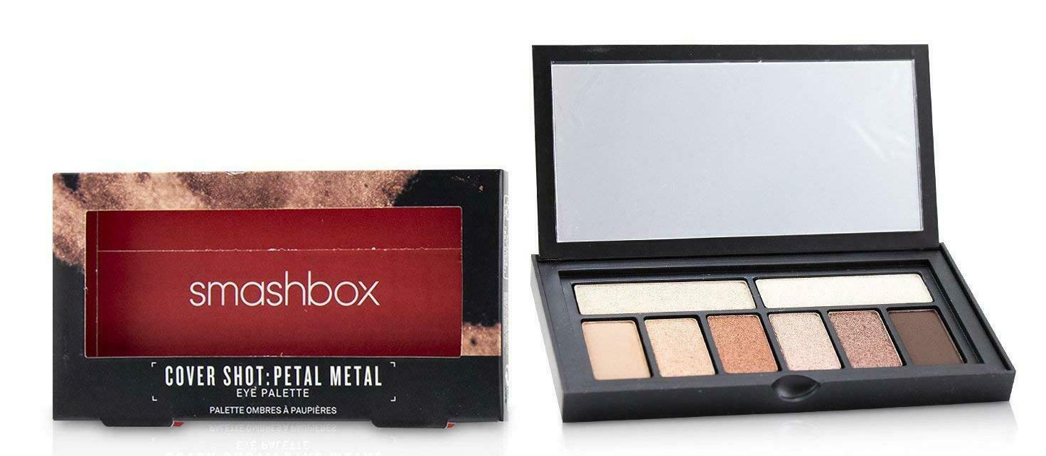 Primary image for Smashbox Cover Shot Eye Shadow Palette Petal Metal 0.27 Ounce 7.8 g