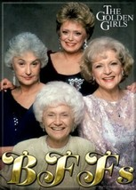 The Golden Girls TV Series Cast BFFs Photo Refrigerator Magnet NEW UNUSED - $3.99