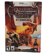 Sealed Dungeons & Dragons Online: Stormreach DVD-ROM (PC, 2006) Atari NEW - $14.69