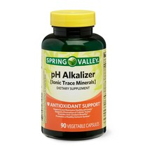 Spring Valley pH Alkalizer Vegetable Capsules, 90 Count. - $20.78