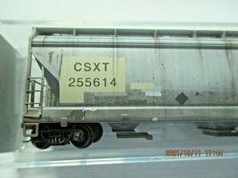 Micro-Trains Stock # 09444720  CSX/ex B&O 3- Bay Hopper CSX Family Series (N) image 5
