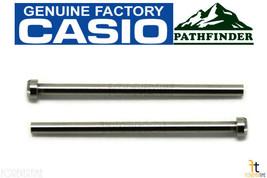 CASIO Pathfinder PAW-1500-1V Watch Band SCREW Female PRG-130-1V (Set of 2) - $14.95