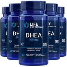 Life Extension DHE-A 100mg 5X60 Veg Capsules - $79.15