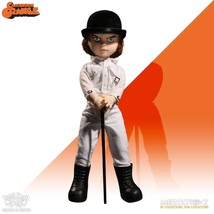 Mezco Toyz A Clockwork Orange Alex Malcolm McDowell Action Figure 95090 NIB - $46.00