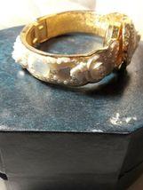 Vintage Crawford Ladies Bracelet Hidden Wind Up Watch Rare Victorian  21Jewel image 4