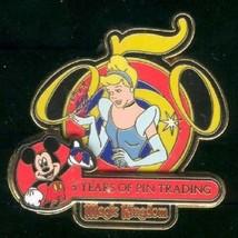 Disney Cinderella 5 Years of Pin Trading Magic Kingdom Limited Edition 1500 pin - $11.75