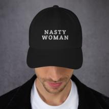 Nasty Woman Hat / Nasty Woman Dad hat image 4