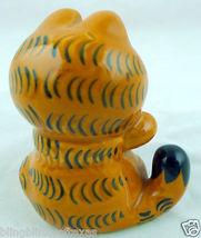 Garfield Cat Ceramic Figurine Enesco 1981 image 3