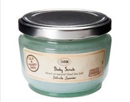 Sabon body scrub delicate jasmine 320g-11.3oz - £18.52 GBP