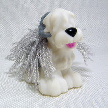 Fisher Price Little People SHEEPDOG Brushable Puppy Sonya Lee Pet Salon - $4.50