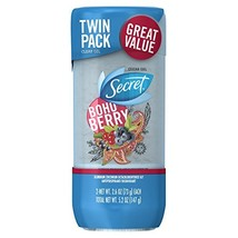 Secret Antiperspirant and Deodorant for Women, Fresh Clear Gel, Summer Berry Sce - $12.16