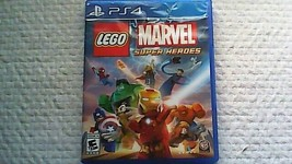 LEGO Marvel Super Heroes (Complete) (Sony PlayStation 4, 2013) - $13.35