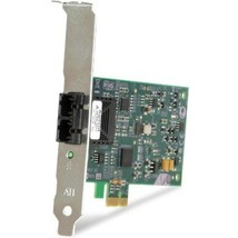 Allied Telesis AT2711FXST901 Fast Ethernet Fiber Network Interface Card ... - $129.97