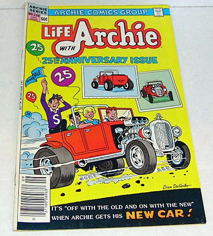 Archies car1