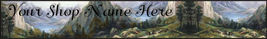 Autumn Web Banner Custom Created Design - $7.00