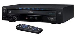 RCA RP8070 5-Disc CD Changer (Discontinued by Manufacturer) - $143.55