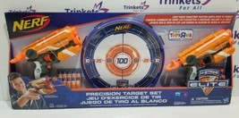 "Nerf N-Strike Firestrike Elite Dual Precision Target Set Toys""R""Us Exclu... - $35.99"