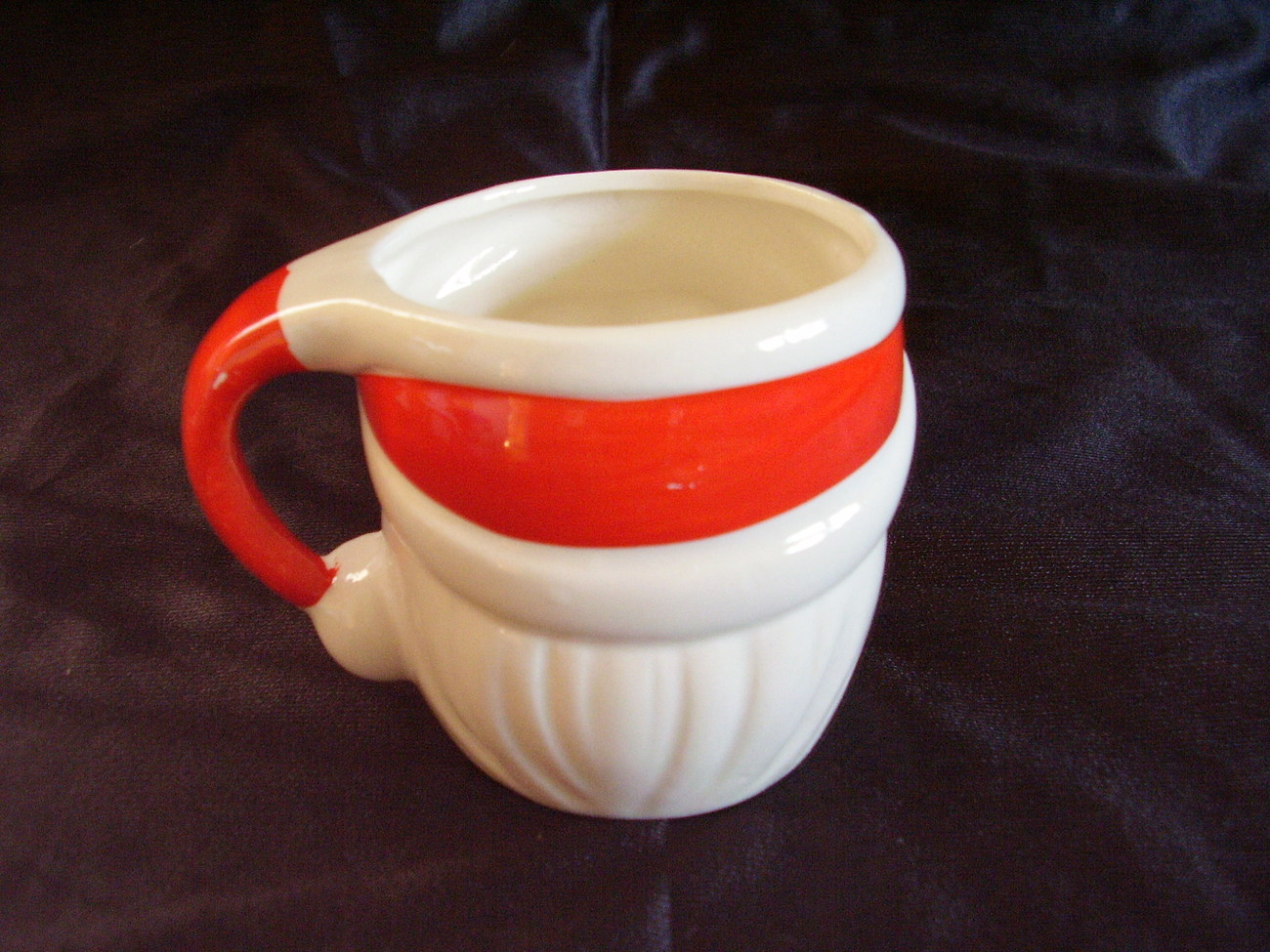 Christmas Santa Chocolate Mug Cup