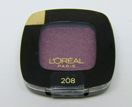 L'OREAL COLOUR RICHE Eye Shadow Single 0.12oz./ 3.5g Choose Shade - $5.25