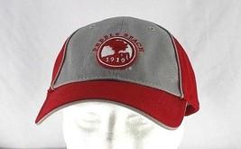 Pebble Beach Gray/Red Golf Baseball Cap Adjustable  - $19.99