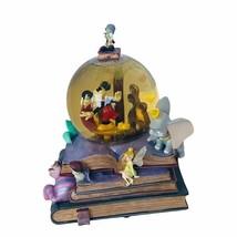 Walt Disney Snowglobe 75th anniversary NIB  - $290.20