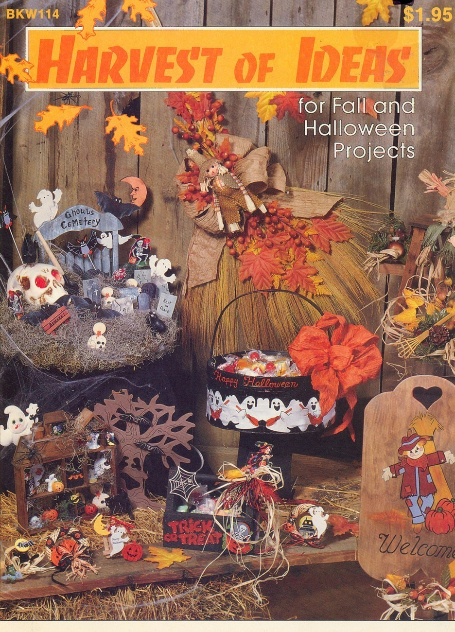 Auction 792 414 harvest of ideas 1989