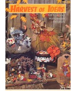 Harvest of Ideas Halloween Crafts Instructions - $3.99