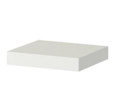 "IKEA LACK Wall Shelf Floating, White 12""x10"", ""502.821.77 - Set of 3 - NEW - $64.99"