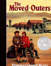 The Moved-Outers By Florence Crannell Means - $5.95