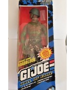 "GI Joe A Real American Hero Hall of Fame 12"" Combat Camo Roadblock 1993 ... - $9.89"